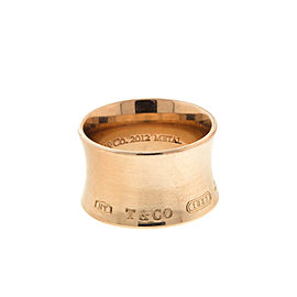 Tiffany & Co. Rubedo Wide Band Ring