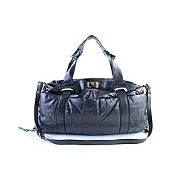 Marni Boston Duffle 2way with Strap 30MR0703