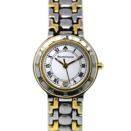 Maurice Lacroix 75416 Stainless Steel and Gold Plated 24mm Womens Watch