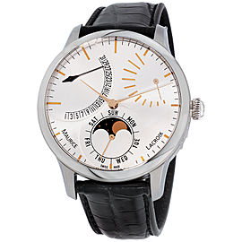 Maurice Lacroix Masterpiece MP6528SS0011301 43mm Mens Watch