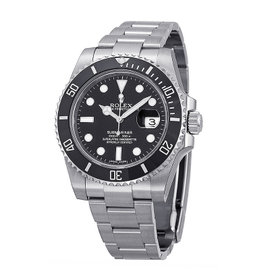 Rolex Submariner Date 116610 Stainless Steel 40mm Watch