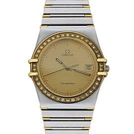 Omega Constellation Quartz Cal.1436 Watch