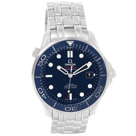 Omega Seamaster 300m Co-Axial 212.30.41.20.03.001 Stainless Steel 41mm Automatic Mens Watch
