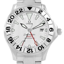 Omega Seamaster 2538.20.00 Stainless Steel Automatic 41mm Mens Watch