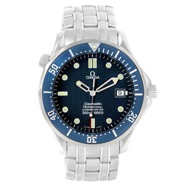 Omega Seamaster 2531.80.00 Stainless Steel 41mm Automatic Mens Watch