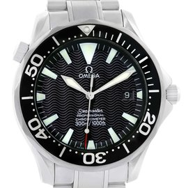 Omega Seamaster 2254.50.00 Stainless Steel Automatic 41mm Mens Watch