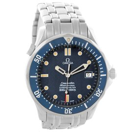 Omega Seamaster 2531.80.00 Stainless Steel 41mm Mens Watch