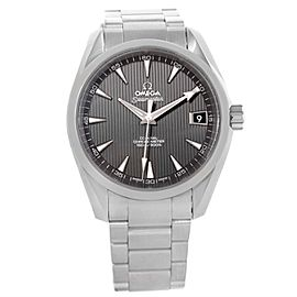 Omega Seamaster Aqua Terra 231.10.39.21.06.001 Stainless Steel Automatic 39mm Mens Watch