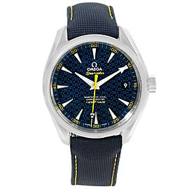 Omega Seamaster Aqua Terra 231.10.42.21.03.004 Stainless Steel & Nylon Automatic 41.5mm Mens Watch
