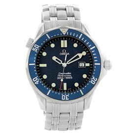 Omega Seamaster 2541.80.00 Stainless Steel 41mm Quartz Mens Watch