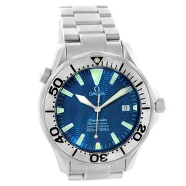 Omega Seamaster 2255.80.00 Stainless Steel 41.5mm Automatic Mens Watch