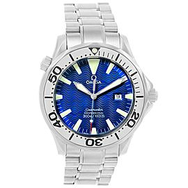 Omega Seamaster 2265.80.00 Stainless Steel 41mm Quartz Mens Watch