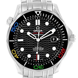 Omega Seamaster 522.30.41.20.01.001 Stainless Steel Automatic 41mm Mens Watch