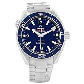 Omega Seamaster Planet Ocean 232.90.42.21.03.001 Titanium Automatic 42mm Mens Watch