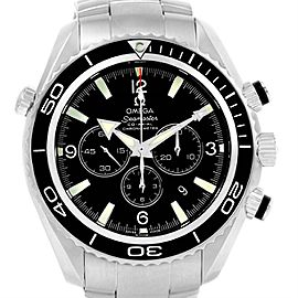 Omega Seamaster Planet Ocean 2210.50.00 Stainless Steel Automatic 45mm Mens Watch