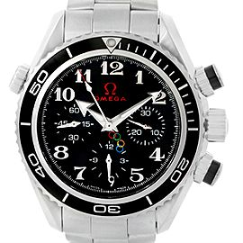 Omega Seamaster Planet Ocean 222.30.38.50.01.003 Stainless Steel 37.5mm Unisex Watch