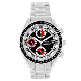 Omega Speedmaster 3210.52.00 Stainless Steel Black/Red Dial Automatic 40mm Mens Watch