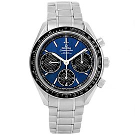 Omega Speedmaster 326.30.40.50.03.001 Stainless Steel Blue Dial Automatic 40mm Mens Watch