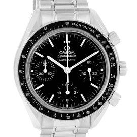 Omega Speedmaster 3539.50.00 Stainless Steel Automatic 39mm Mens Watch