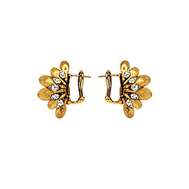 Trasformista Gold 18kt Earrings