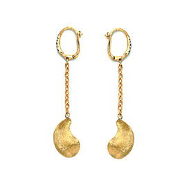 Cachemire Gold 18kt Earrings