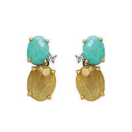 Ipanema Gold 18kt Earrings
