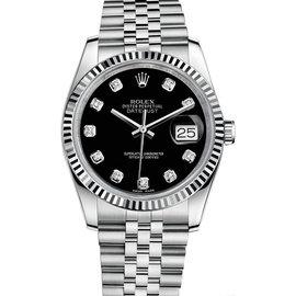 Rolex Datejust 116234BDFJ 36mm Mens Watch