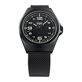 Traser Essential M Black 108206