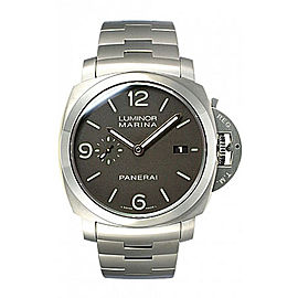 Panerai Luminor Marina PAM00352 Titanium Automatic 44mm Mens Watch