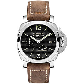 Panerai Luminor PAM00537 Stainless Steel Automatic 42mm Mens Watch
