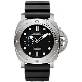 Panerai Luminor Submersible 1950 PAM01305 47mm Mens Watch