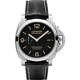 Panerai Luminor Marina PAM01312 Stainless Steel Automatic 44mm Mens Watch