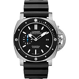Panerai Luminor Submersible PAM01389 Titanium / Rubber Automatic 47 mm Mens Watch