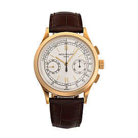 Patek Philippe Chronograph 5170J Mens 40mm Watch