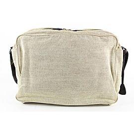 Prada Beige Messenger Crossbody Bag 9pr1229
