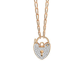 Mini Diamond Providence Necklace