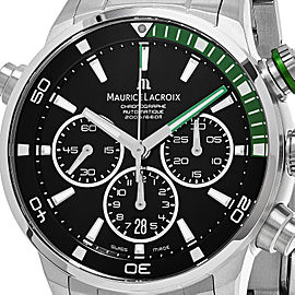 Maurice Lacroix Pontos 43mm Mens Watch