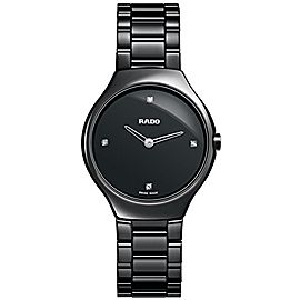 Rado True Thinline R27742712 30mm Womens Watch