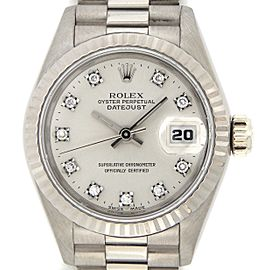 Rolex Datejust President 69179 26mm Watch