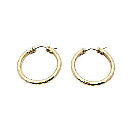 Roberto Coin 18K Yellow Gold Citrine Marmatello Earrings