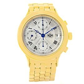RGM 101 18K Yellow Gold Automatic 38mm Mens Watch