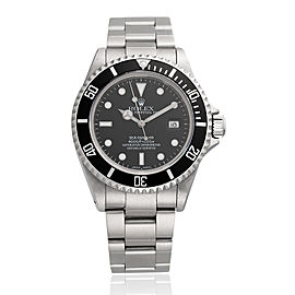 Rolex Sea Dweller 16600 2006 40mm Watch