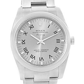 Rolex Air King 114200 Stainless Steel 34mm Mens Watch