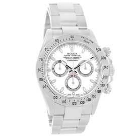 Rolex Cosmograph Daytona 116520 Stainless Steel 40mm Automatic Mens Watch