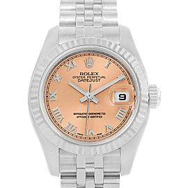 Rolex Datejust 179174 Stainless Steel 26mm Womens Watch