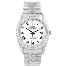 Rolex Datejust 16030 Stainless Steel 36mm Automatic Vintage Mens Watch