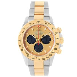 Rolex Daytona 116523 Stainless Steel and 18K Yellow Gold Automatic 40mm Mens Watch