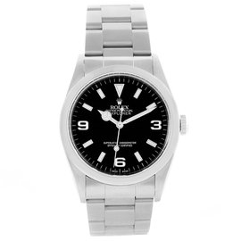 Rolex Explorer I 114270 Stainless Steel 36mm Automatic Mens Watch