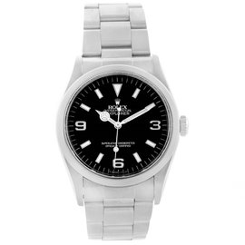 Rolex Explorer I 14270 Stainless Steel 36mm Automatic Mens Watch