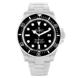 Rolex Seadweller 116600 Stainless Steel 40mm Automatic Mens Watch